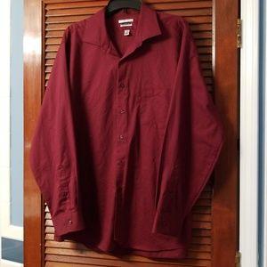 Van Heusen Flex Collar Dress Shirt